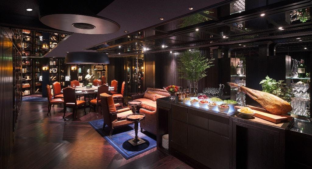 Grand Hyatt Steakhouse Hong Kong image 1