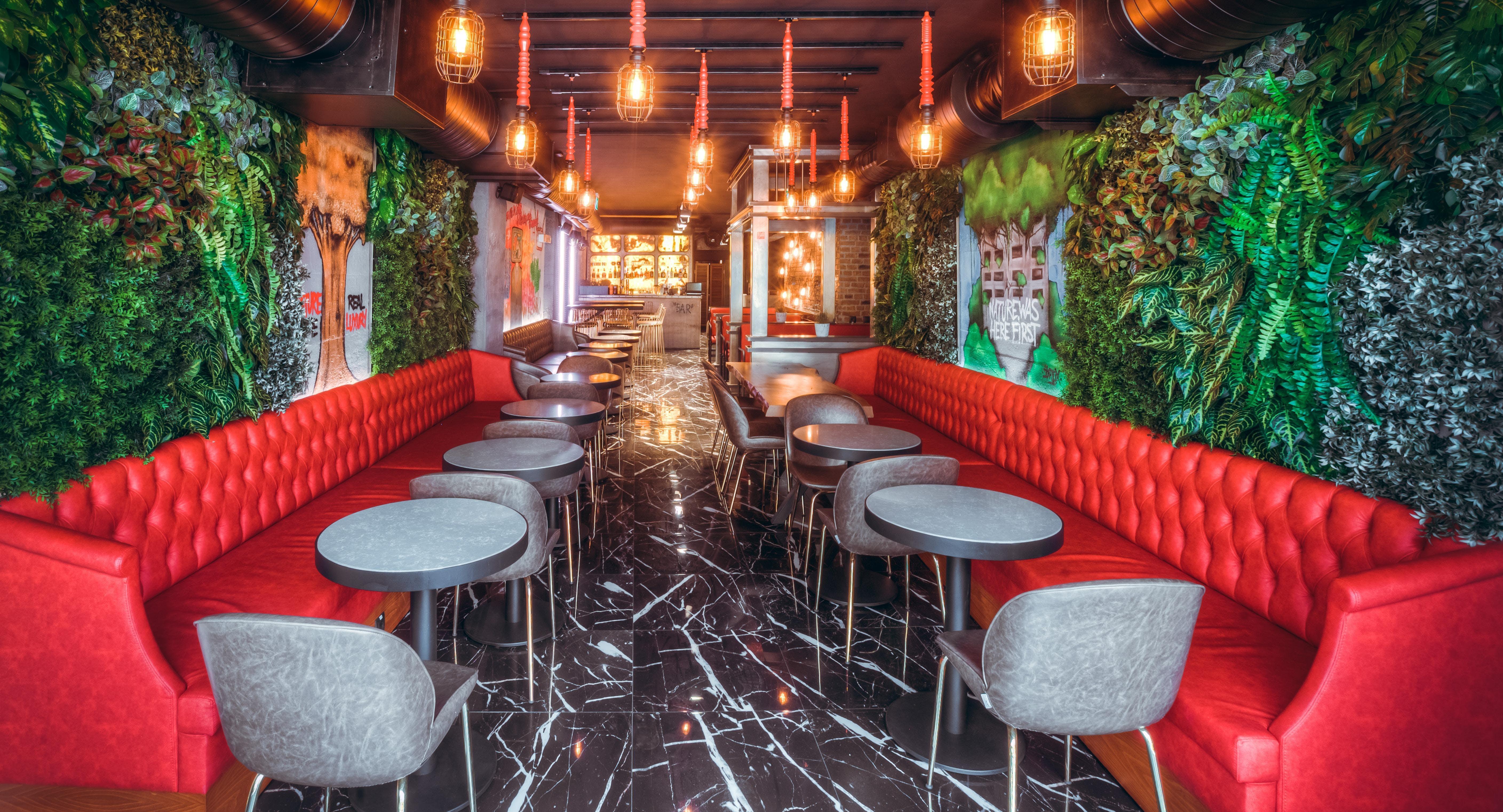 Deuces Shisha Lounge