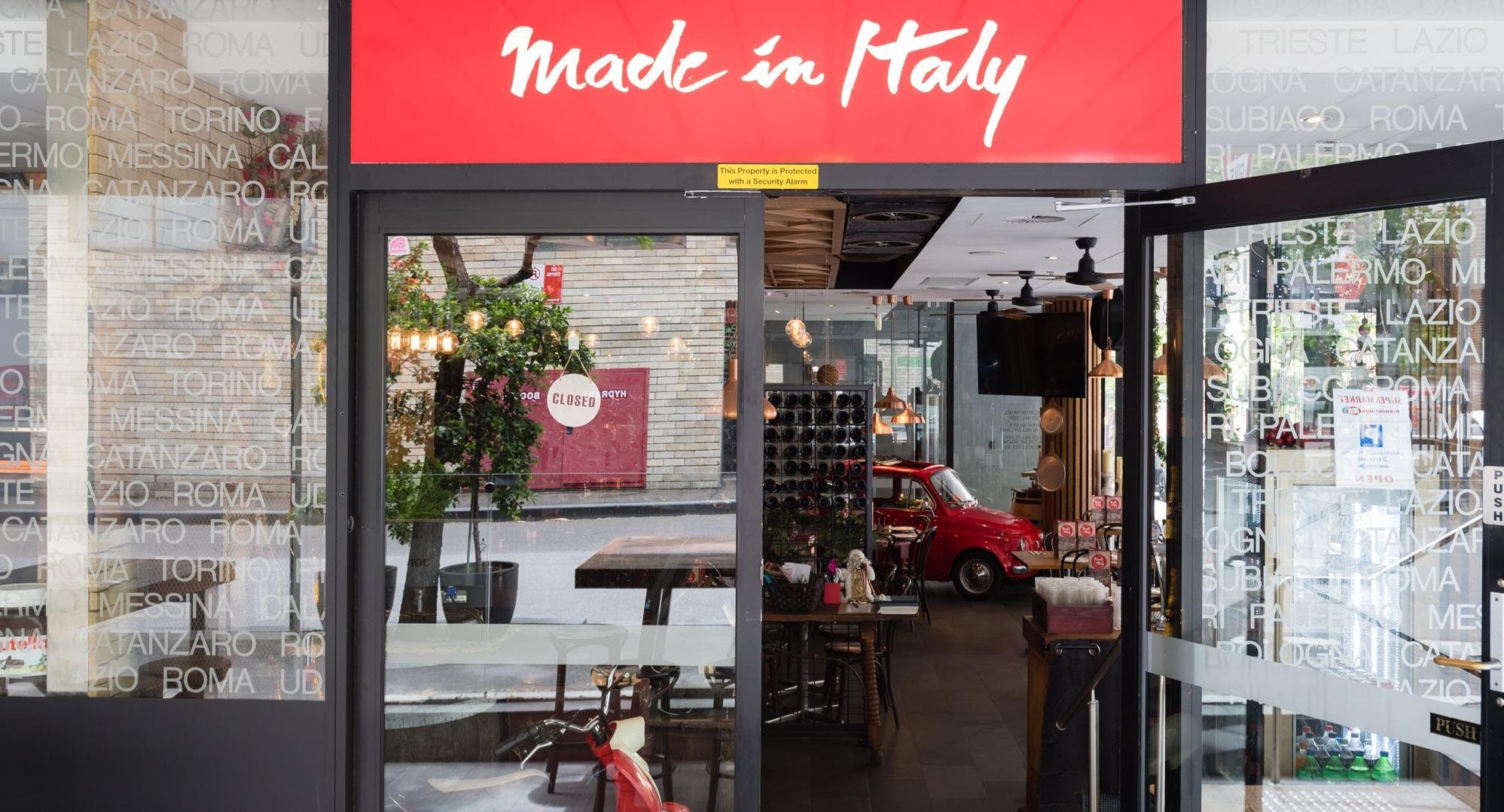 Made In Italy Sydney image 3