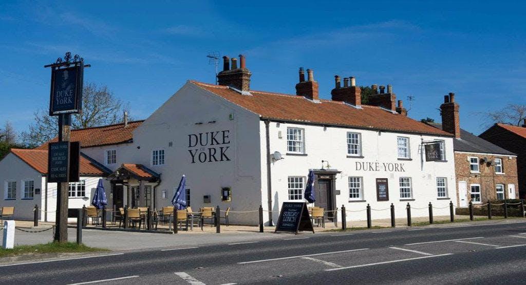 The Duke Of York Inn Gate Helmsley image 1