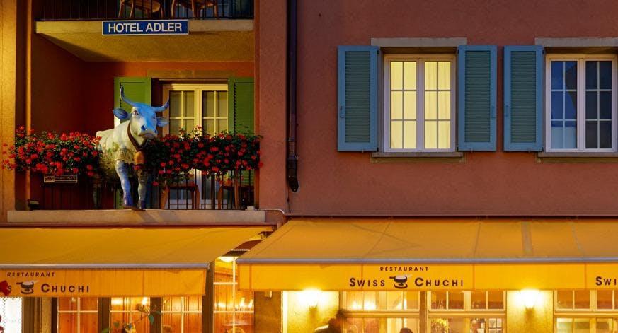 Swiss Chuchi Zurich image 3