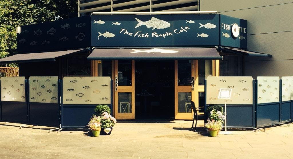 The Fish People Cafe Glasgow image 1