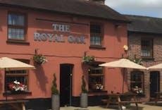 Restaurant The Royal Oak in Southchurch, Southend-on-Sea