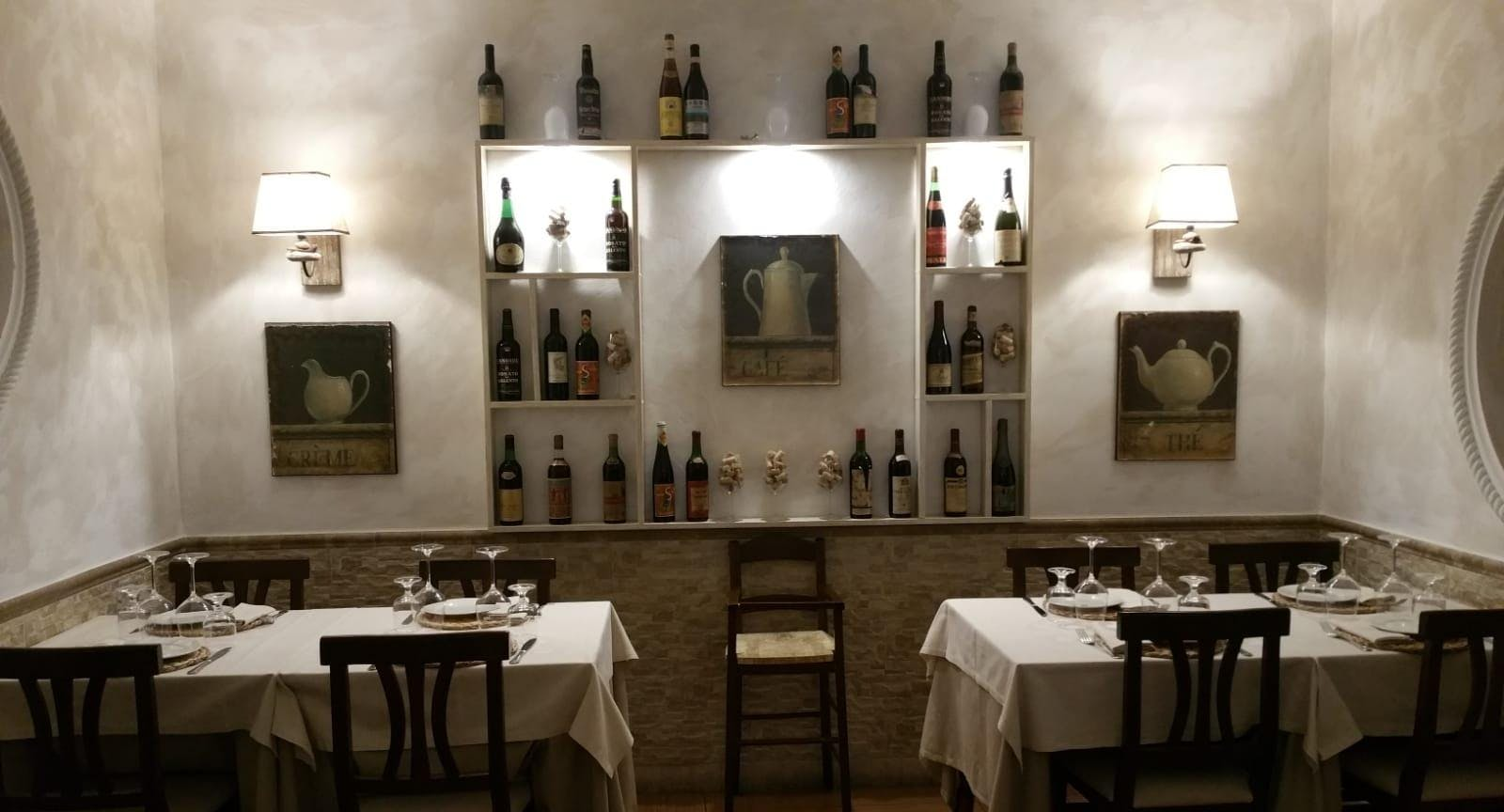 Taverna Antonina dal 1939 Rom image 1