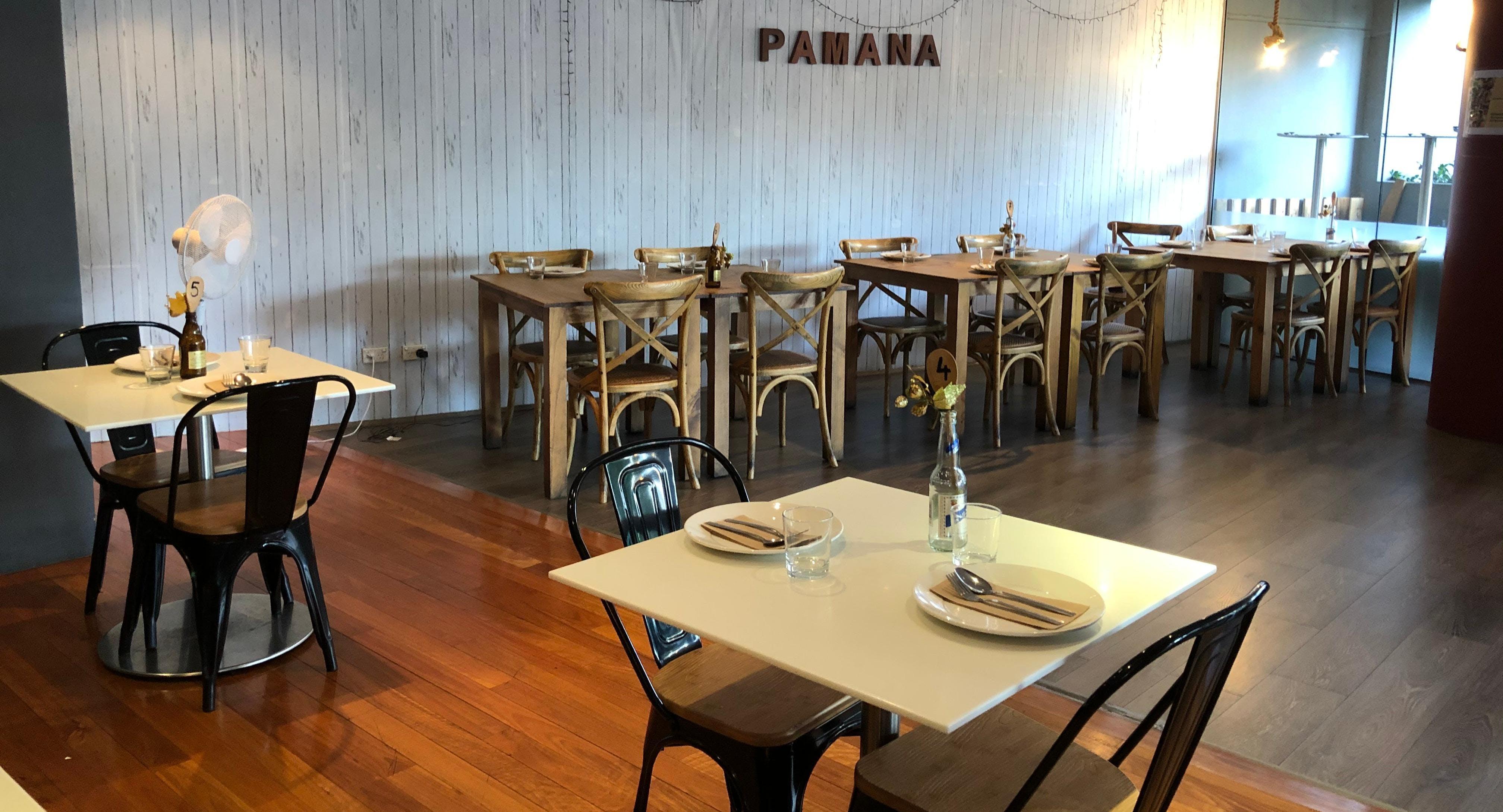 Pamana Filipino Restaurant