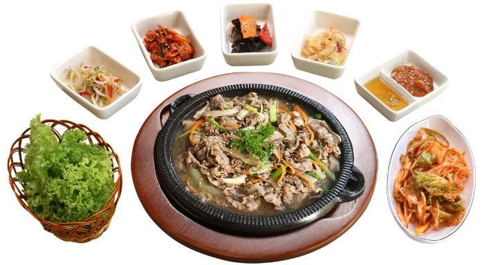 HyangToGol Korean Restaurant - Raffles City