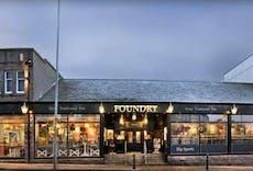 Restaurant Foundry Aberdeen in Torry, Aberdeen