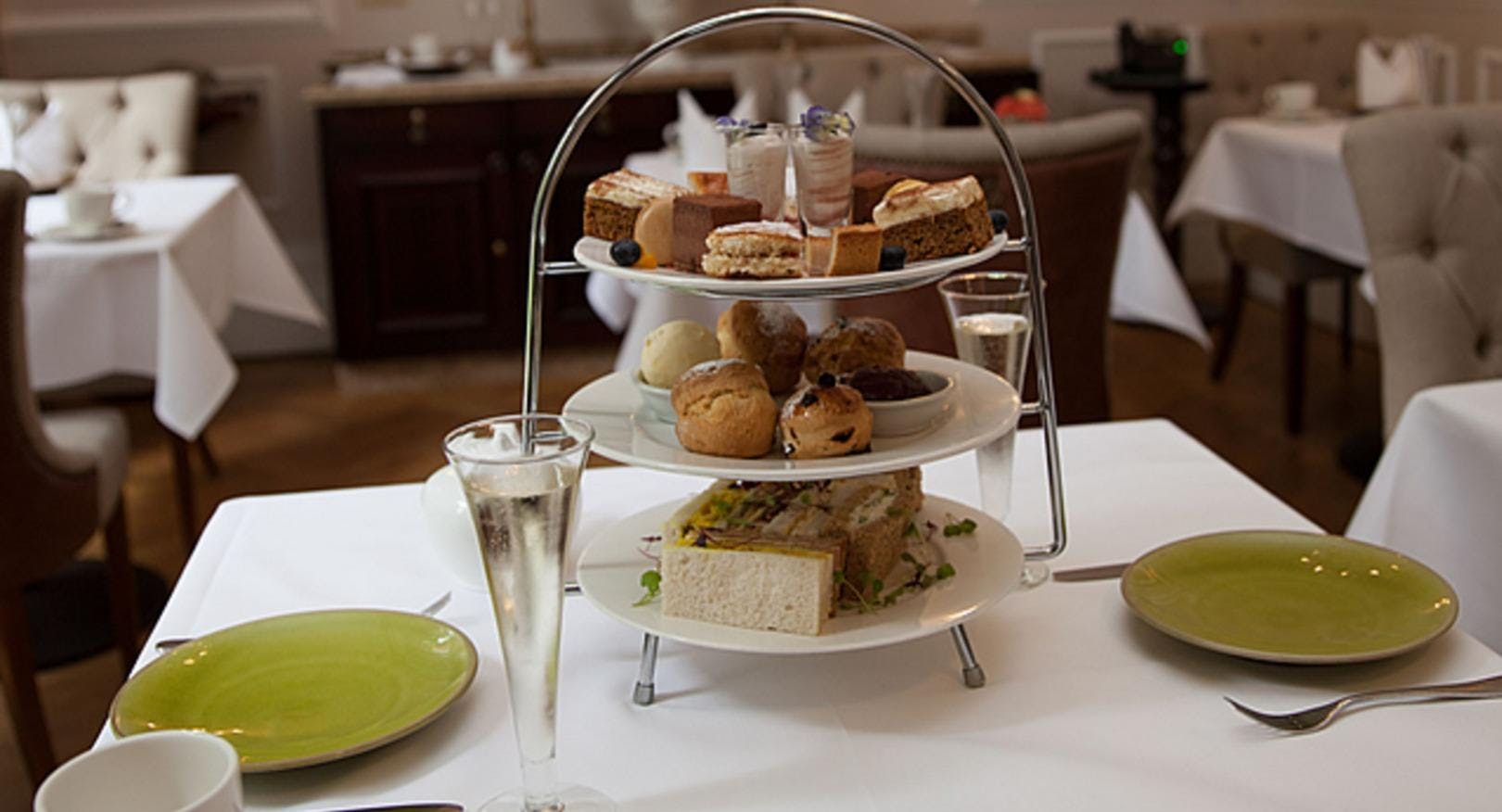 Afternoon Tea at St Paul's Hotel