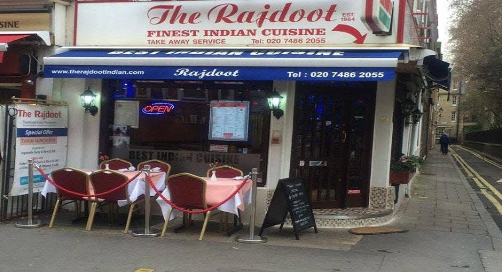 The Rajdoot Indian Restaurant