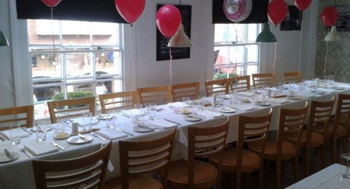 Gianni's Ristorante - Weybridge, Surrey