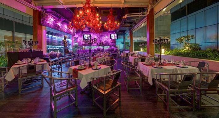 Saint Ma Garden Dining by IndoChine Singapore image 3