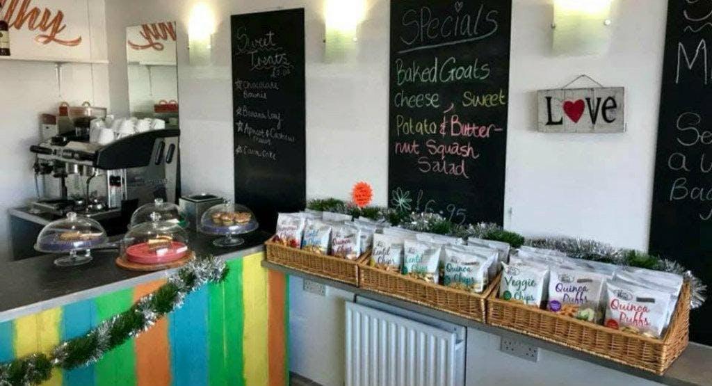 Happy Healthy Veggie Deli & Cafe Fareham image 1