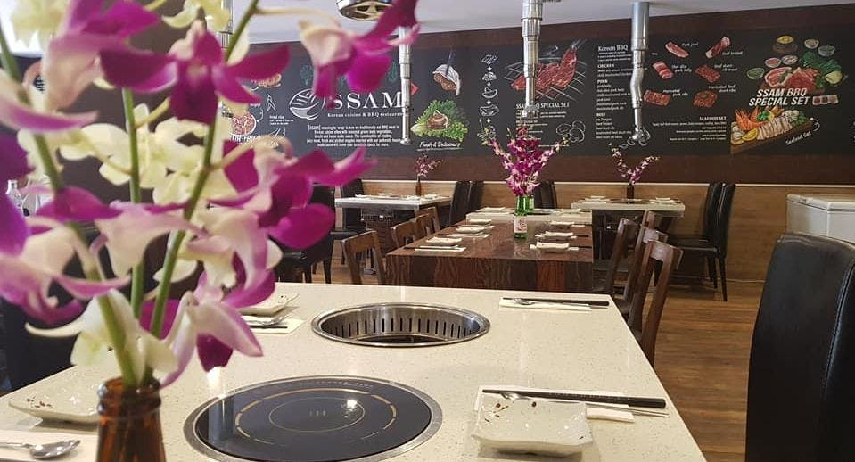 Photo of restaurant SSAM Korean Cuisine & BBQ Restaurant in Victoria Park, Perth
