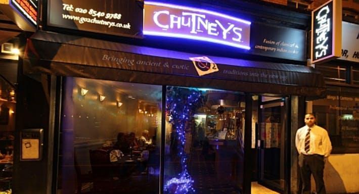 Chutneys Restaurant - Wimbledon London image 8