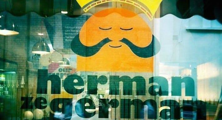 Herman ze German - Charing Cross London image 2