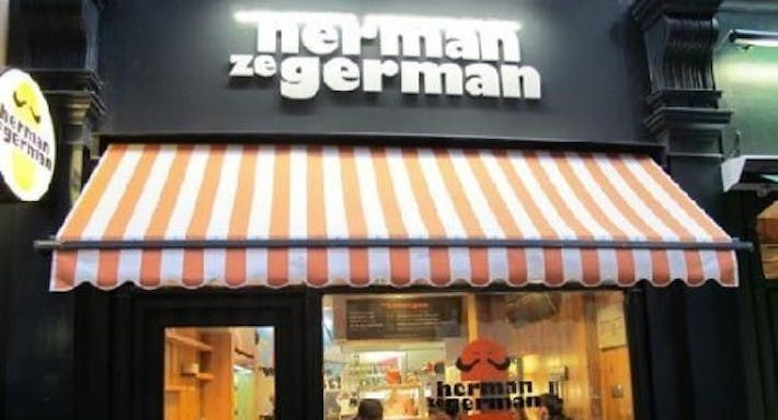 Herman ze German - Charing Cross London image 1