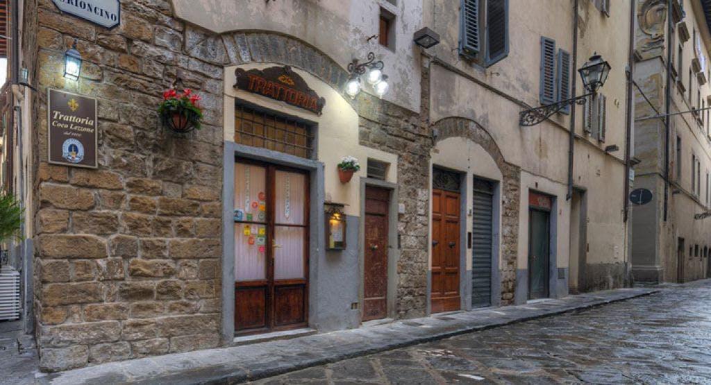 Trattoria Coco Lezzone Firenze image 1