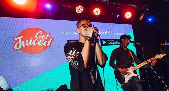 Rock Star Karaoke @ GET JUICED Singapore image 8