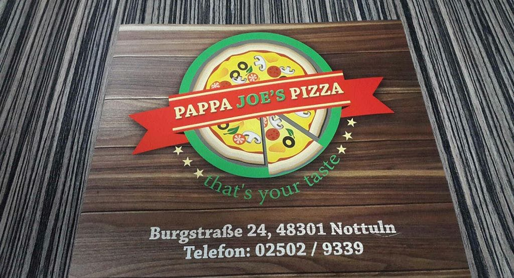 Pappa Joe's Pizza