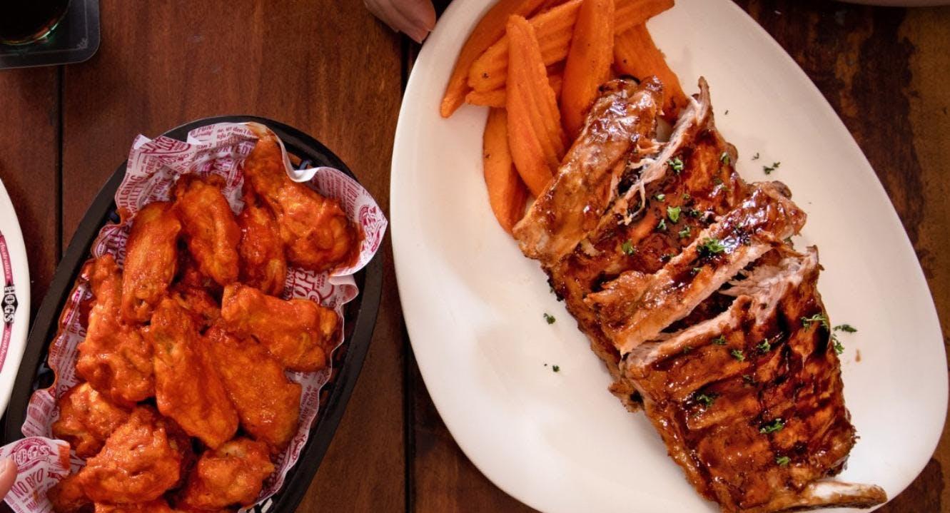 Hog's Australia's Steakhouse - Penrith