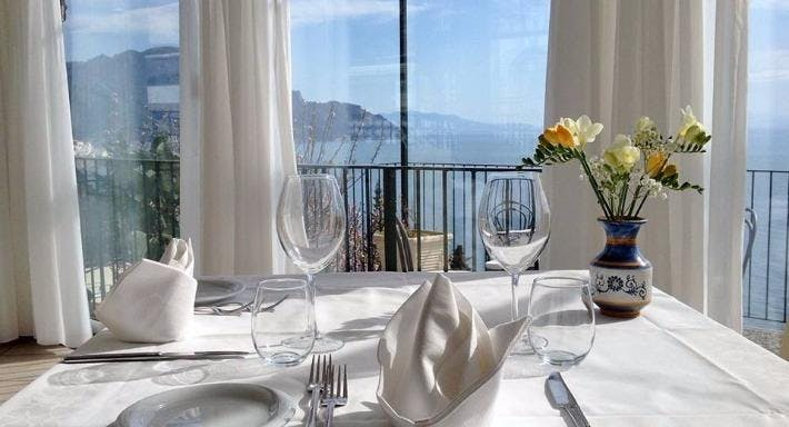 Da Ciccio cielo, mare e terra Amalfi image 9