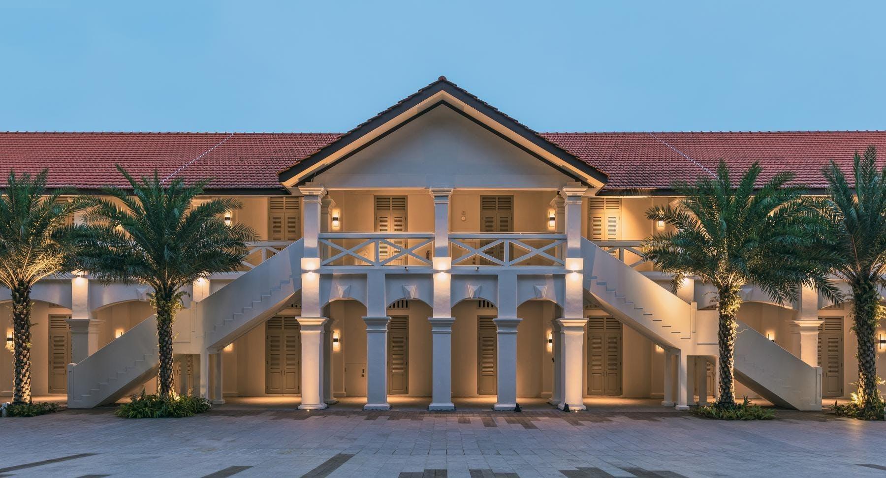 Royal Taj at Village Hotel Singapore image 1
