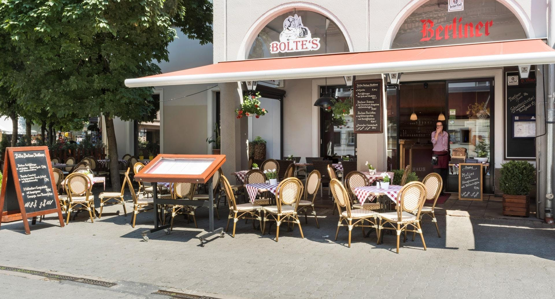 Bolte's Berliner Steakhaus