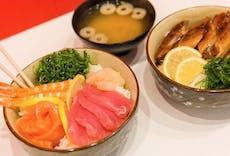 Restaurant Tenkai Sushi in Woolloongabba, Brisbane