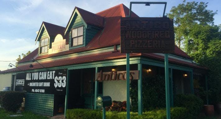 Antico Woodfired Pizza Sydney image 2