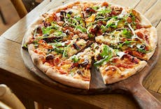 Antico Woodfired Pizza