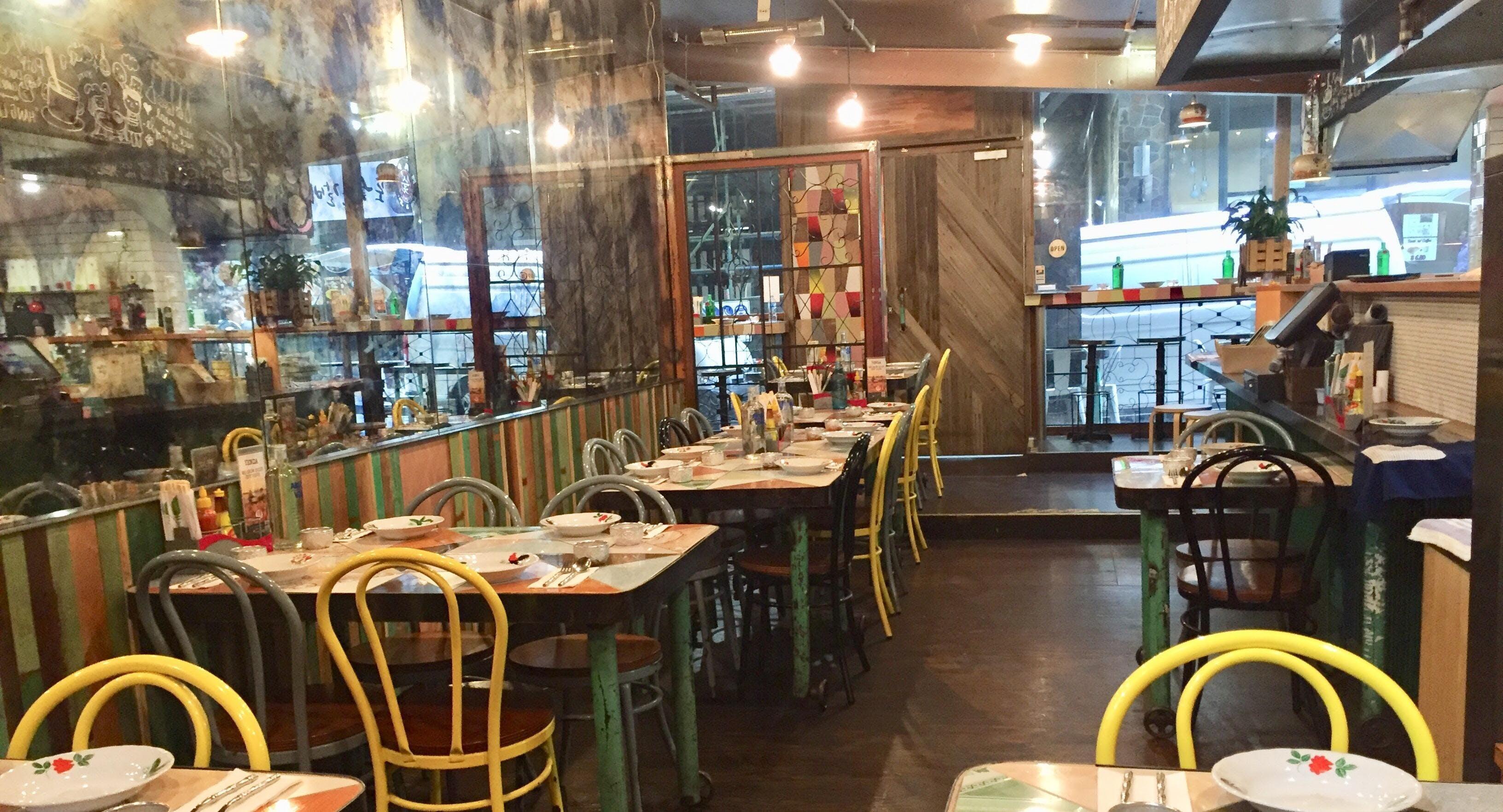 Mr. Nice Guy Restaurant