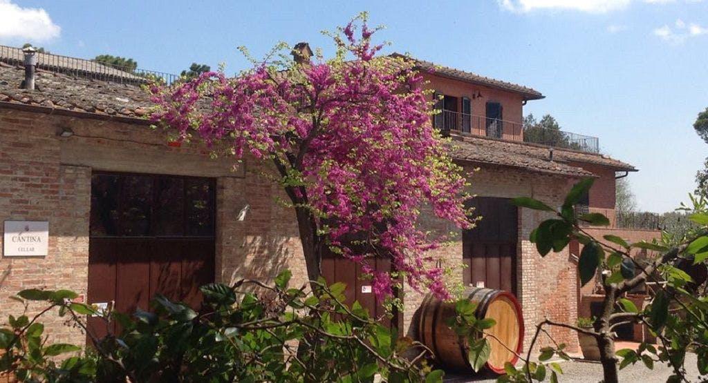 Ristorante Villa Nottola Siena image 1