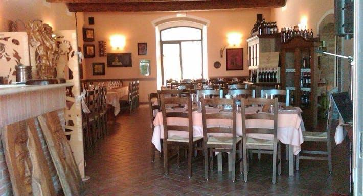 Ristorante Villa Nottola Siena image 2