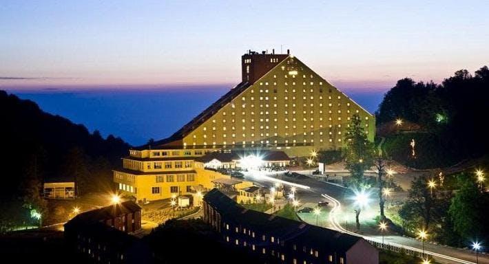 The Green Park Hotel Kartepe - Şimşek Restoran