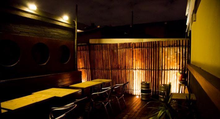 Sash Bar