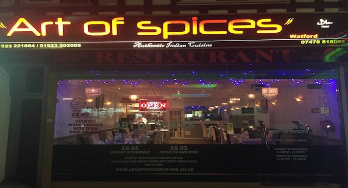 Art of Spices