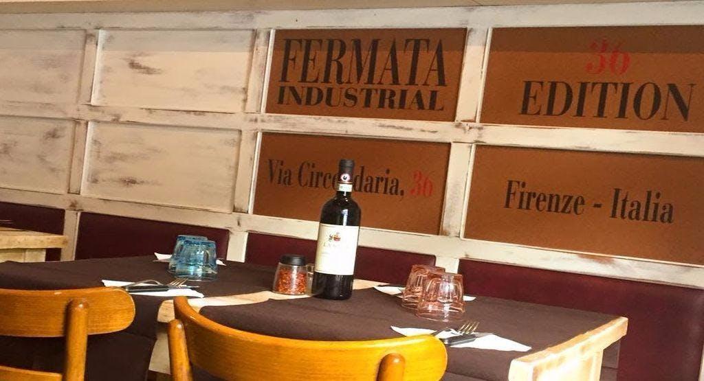 Fermata 36 Rosso Firenze image 1