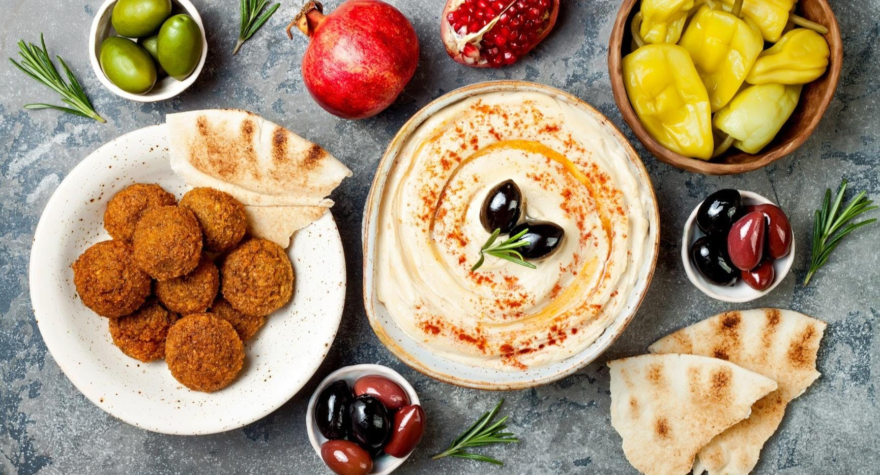 Al Hayat arabisches & mediterres Restaurant