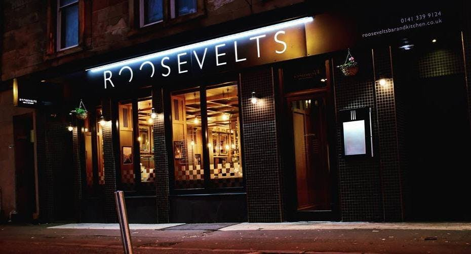 Roosevelts Bar and Kitchen Glasgow image 1