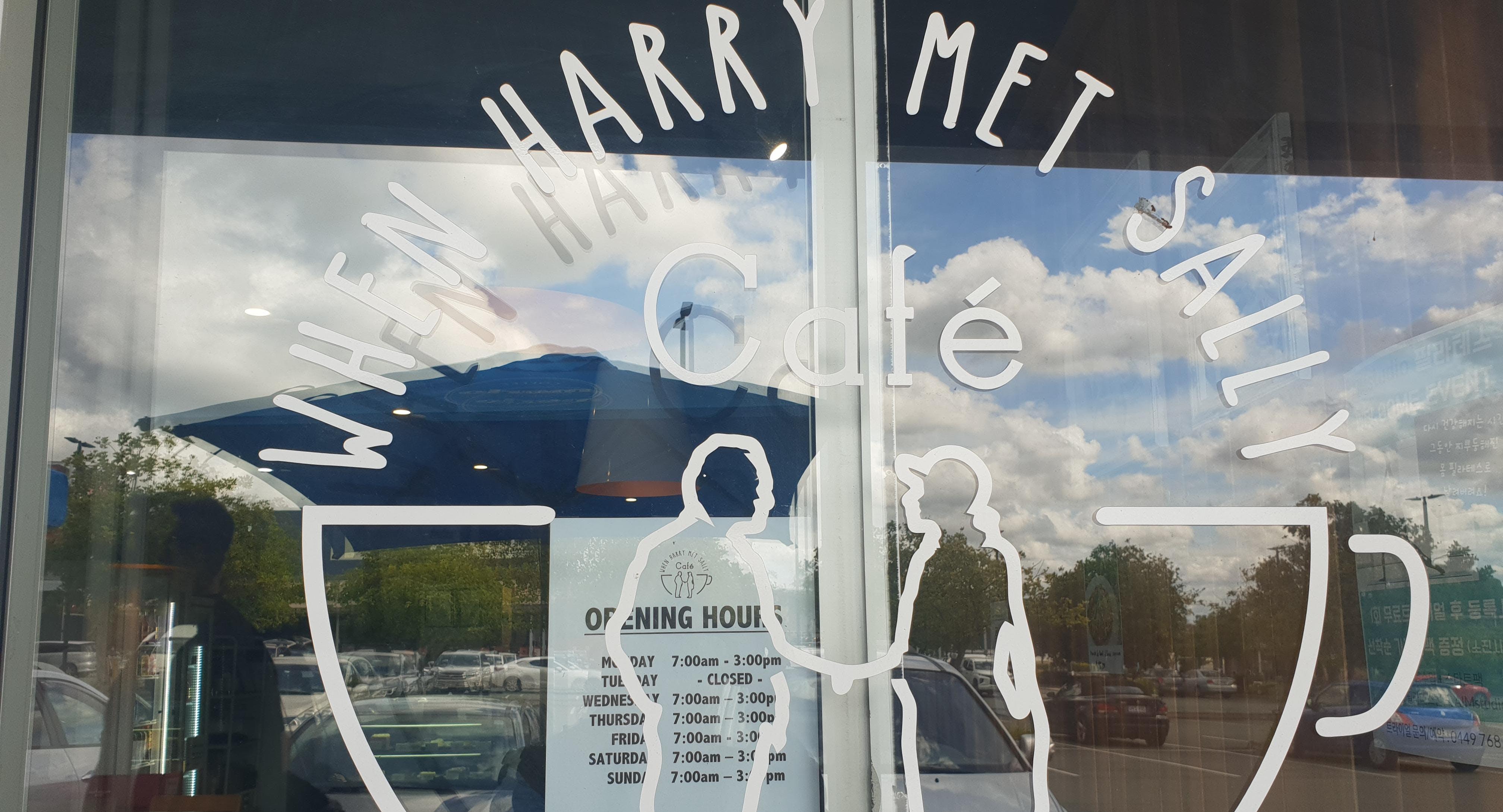 When Harry Met Sally Cafe