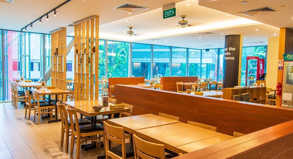 Joah Korean Restaurant @ One Raffles Place Singapore image 1