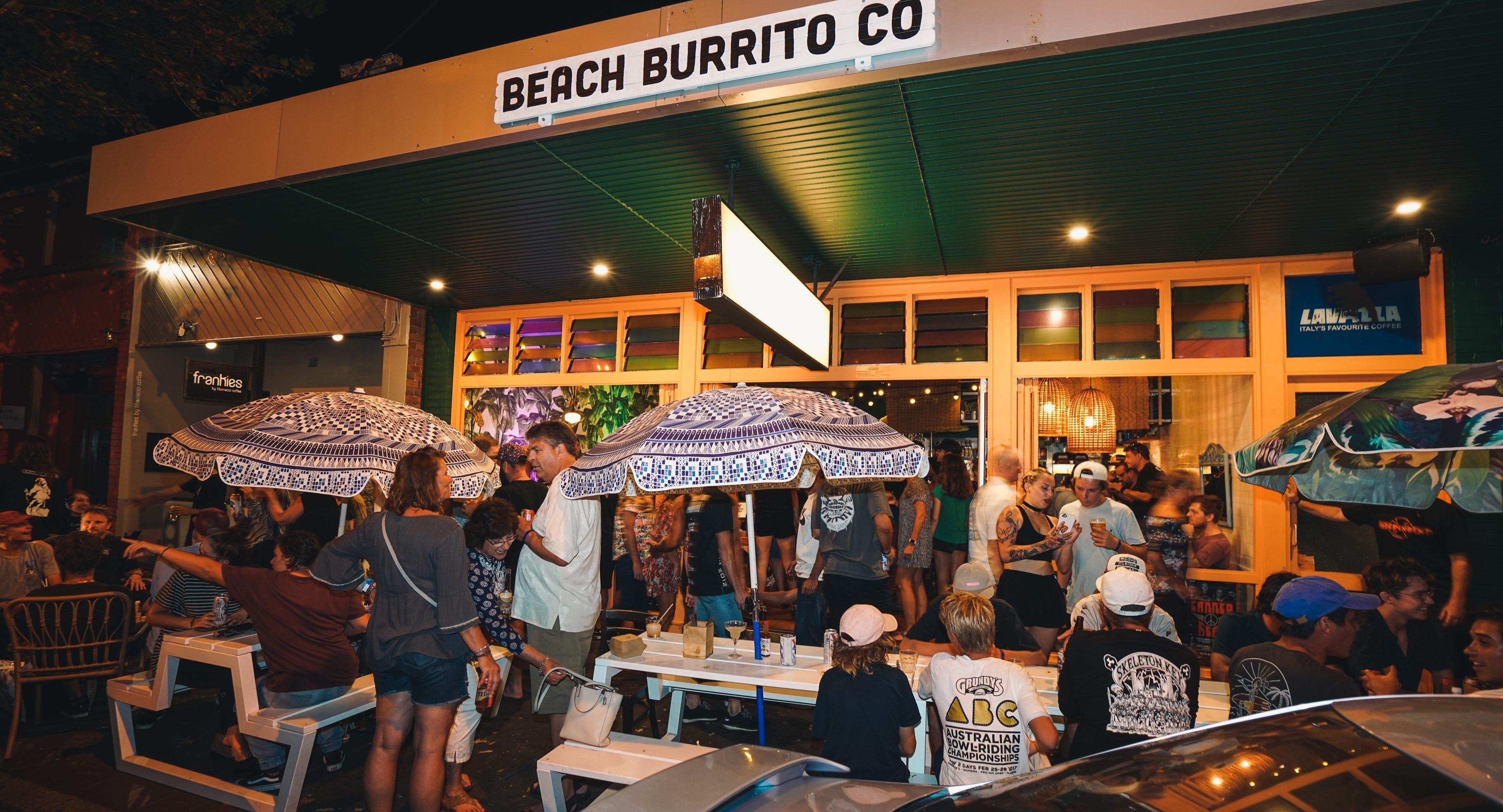 Photo of restaurant Beach Burrito - Newcastle in Cooks Hill, Newcastle