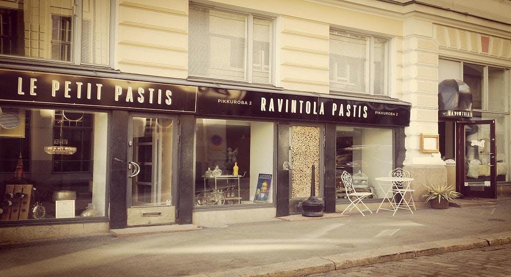 Ravintola Pastis Helsinki image 1