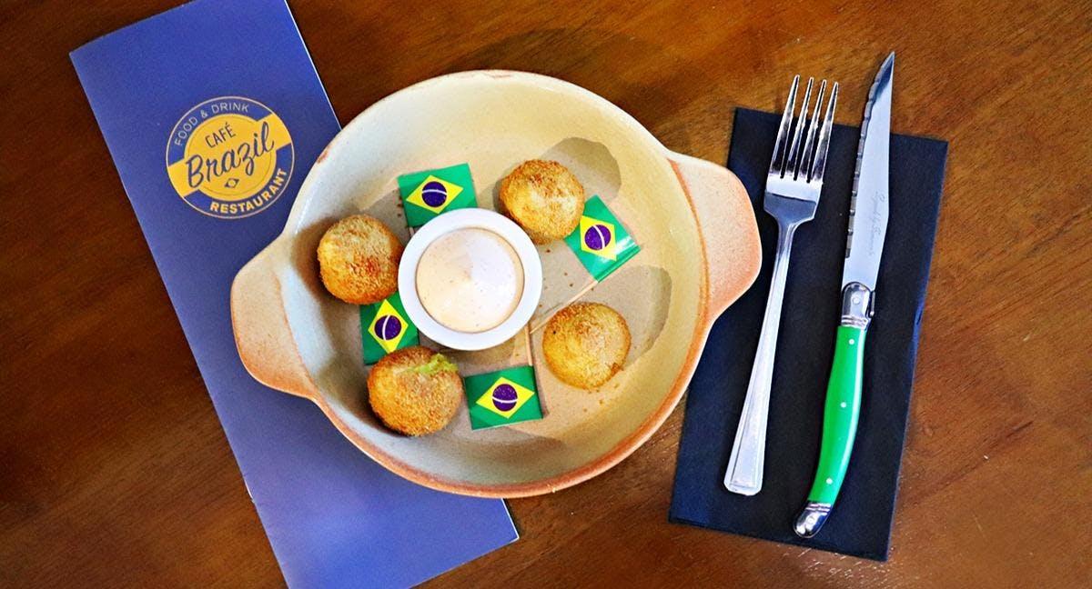 Cafe Brazil Restaurant Maldon image 3