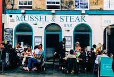 Restaurant Mussel & Steak Bar in Old Town, Edinburgh