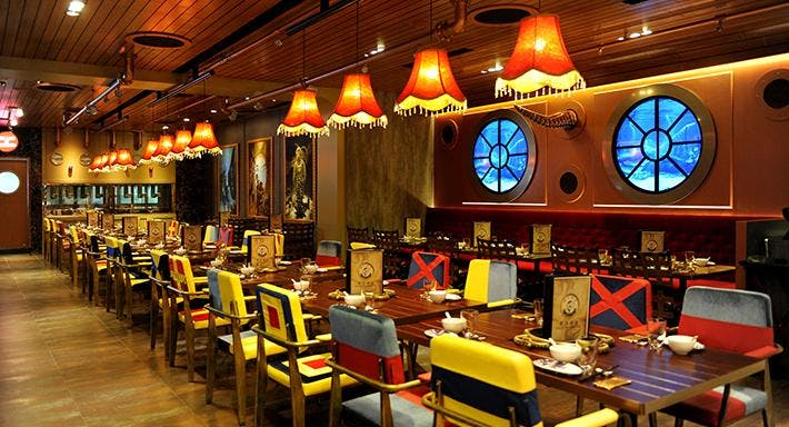 Shu Jiang Grilled Fish - IMM