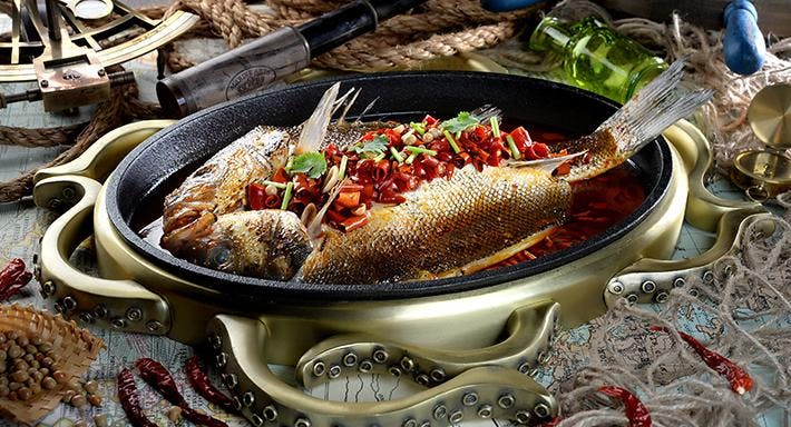 Shu Jiang Grilled Fish - IMM Singapore image 9