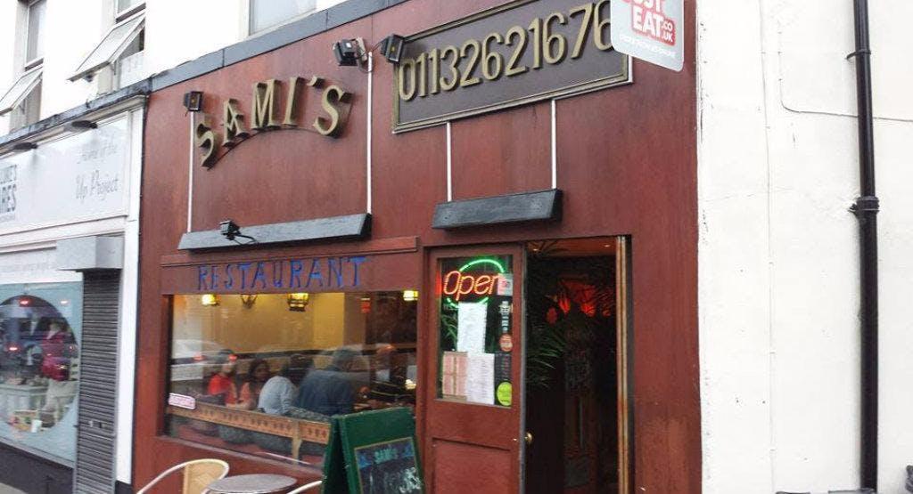 Sami's Moroccan Leeds image 1