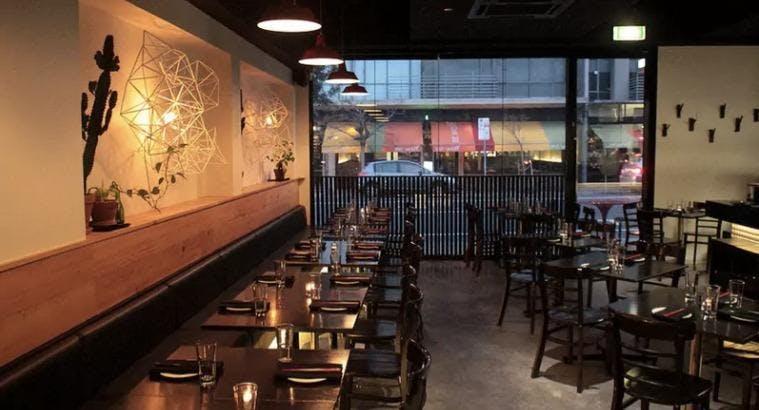 Machi Restaurant & Bar Melbourne image 2