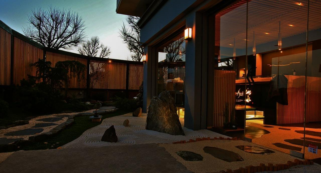 SanSui 山水 Japanese Garden Restaurant